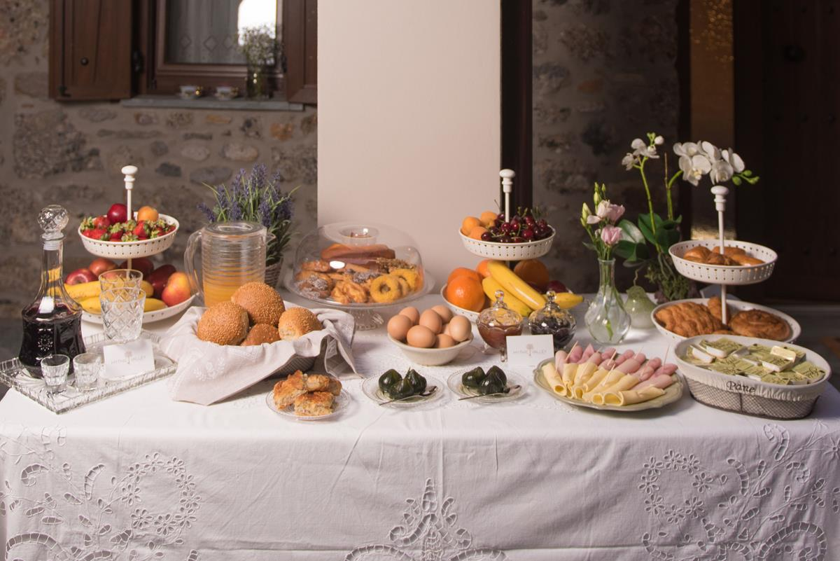 hotel with breakfast - Mythic Valley Litochoro